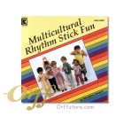 全新-趣味多元文化節奏棒 MULTICULTURAL RHYTHM STICK FUN (附中文教案)